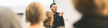 Webinar en training Praten met jongeren